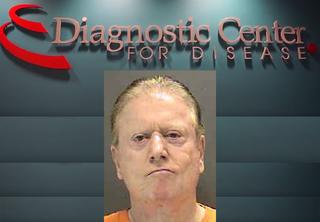 Former doctor arrested for unlicensed practice