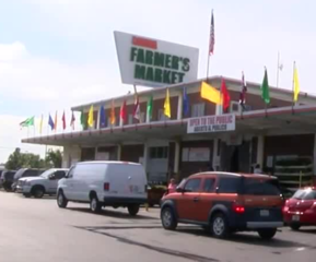 Sanwa Farmer's Market to expand access to food