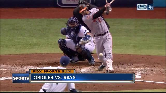 Kevin Gausman- Baltimore Orioles hand Tampa Bay Rays season-worst 5th…