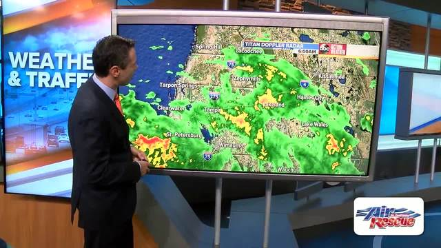 Tropical Storm Emily forms off Tampa Bay; tropical storm warnings posted
