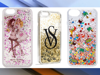 Glittery iPhone cases recalled due to burns
