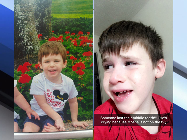 Missing child alert issued for 6-year-old Lakeland boy