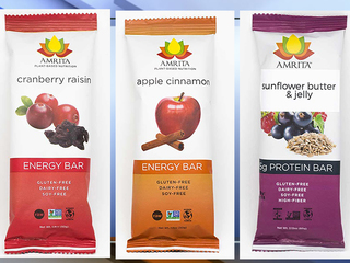 Amrita issues recall on protein bars