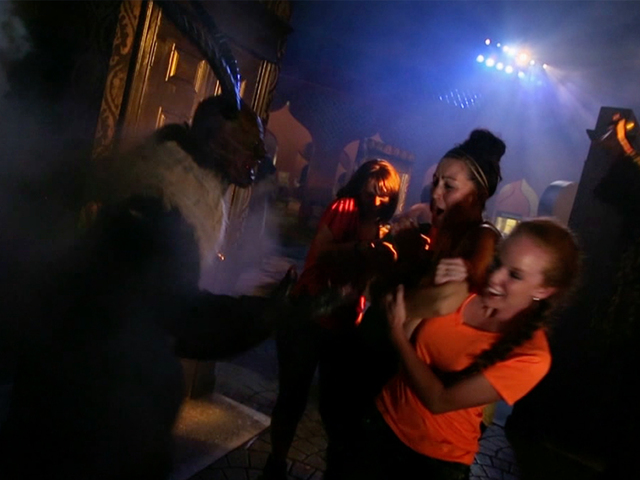 Like Scaring People Busch Gardens Is Holding Auditions For Its Scare Squad