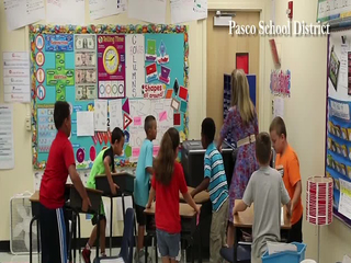 Pasco students learning new active shooter plan