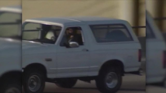 Vehicle used in OJ Simpson chase up for sale