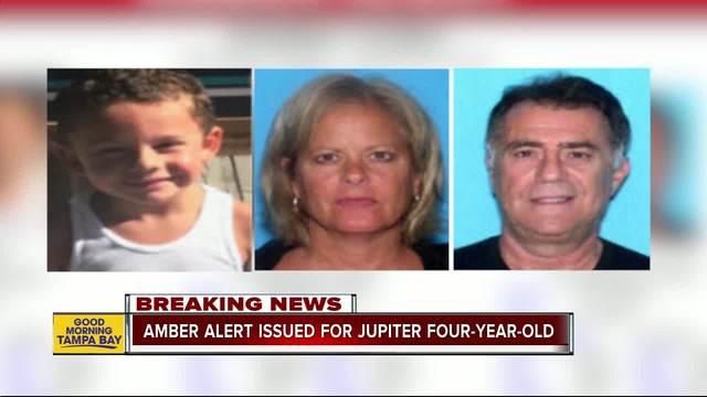Jupiter boy, 4, missing; nanny arrested