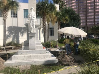 Confederate statue removal comes with a cost