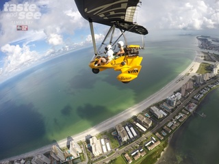 PHOTOS: Sky Surfing in Clearwater, Florida