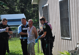 Sheriff: Escaped inmate captured during burglary