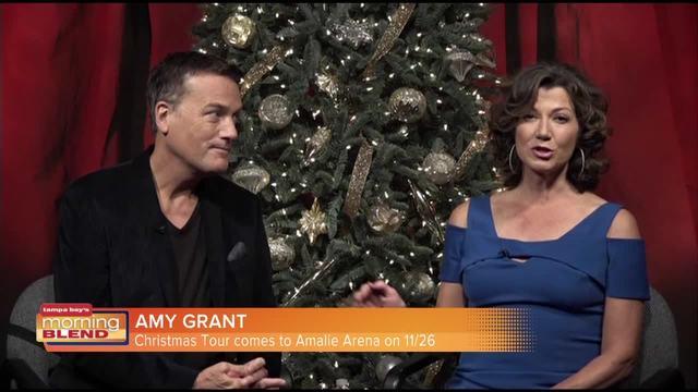 Amy Grant & Michael W. Smith - abcactionnews.com WFTS-TV