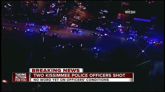 Police Officers Shot Dead in Florida