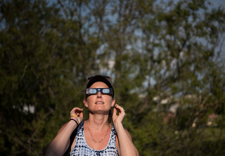 Total solar eclipse: Photos from around the U.S.