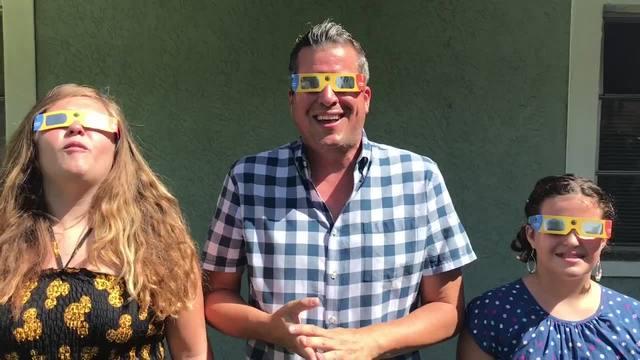 Keep kids safe during today-s eclipse - Digital Short