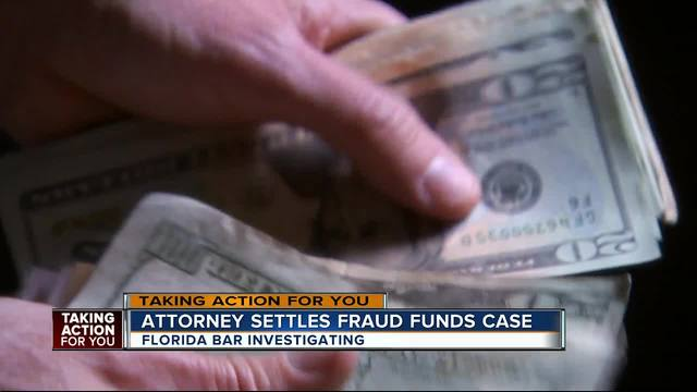 Florida attorney accused of collecting fraud money