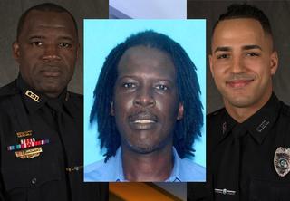 Suspect in FL officers' killings: 'I'm innocent'