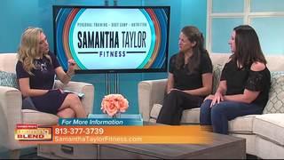 Transformation Tuesday - Samantha Taylor Fitness