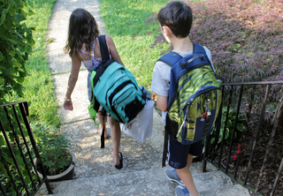 Beware of backpacks: 14K kids injured yearly