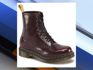 Dr. Martens recalls boots due to chemical