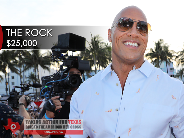 Dwayne 'The Rock' Johnson was stoked for his Razzie win