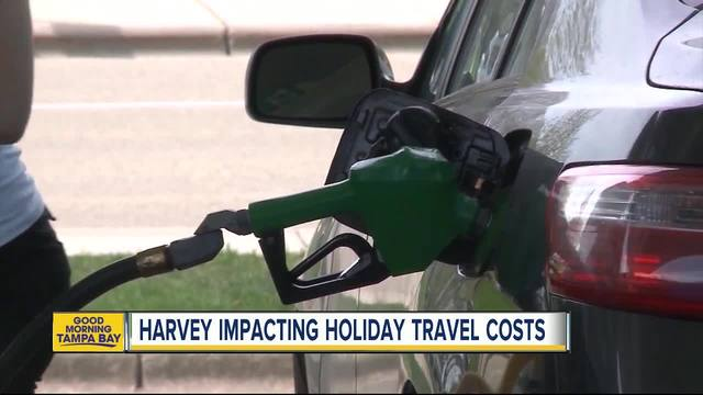 Labor Day travelers brace for busier roads, higher gas prices
