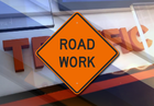 Cone Zones: Construction projects 9/2 to 9/8