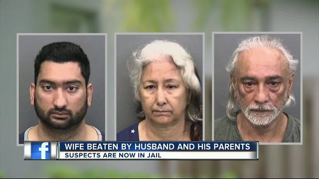 Indian Got Parents To US, Said He Needed Help With 'Disobedient' Wife