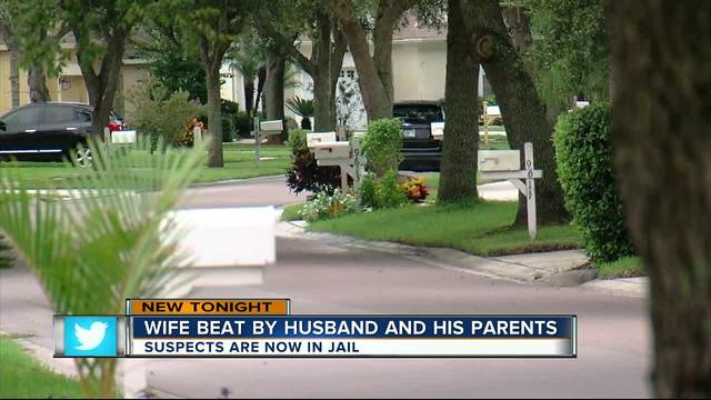 Indian in-laws fly to Florida to beat son's 'disobedient' wife: cops