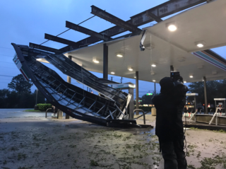 Photos: Irma damage scenes in Hernando, Citrus