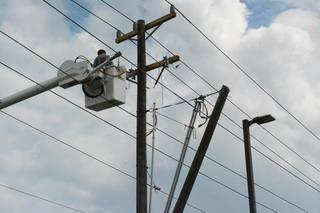 Ideas: Underground Power Lines & Gas Reserves