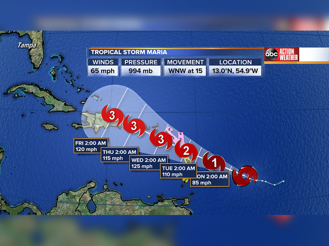 Antigua and Barbuda braces for another storm