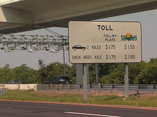 Tampa Bay Area tolls to be reinstated Thursday