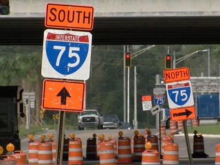 I-75 widening delayed due to Irma, other issues