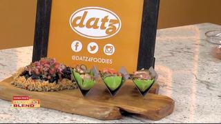 Datz- BBQ Jack Fruit Tacos