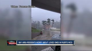 Family in Tampa Bay worried about Puerto Rico