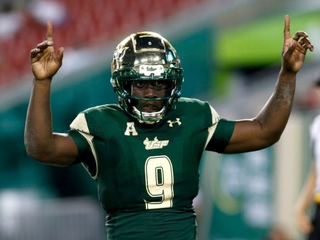 Quinton Flowers leads No. 21 USF over Temple