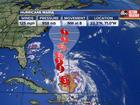 Hurricane Maria passes NE of Turks & Caicos