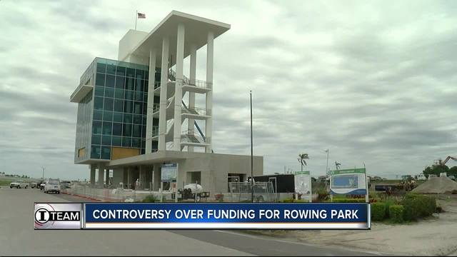 I-Team- Controversy behind Sarasota Rowing Park