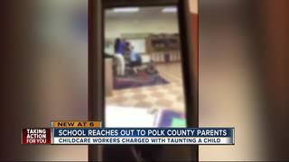 Childcare workers arrested after Snapchat video