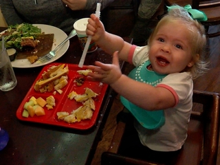 Oh, behave! Dining out with kids and enjoying it