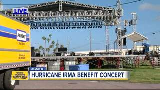 Benefit concert to help Hurricane Irma victims