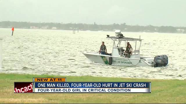Fatal personal watercraft accident