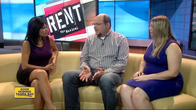 Cast of RENT and Tampa high school teacher team up to raise awareness to…