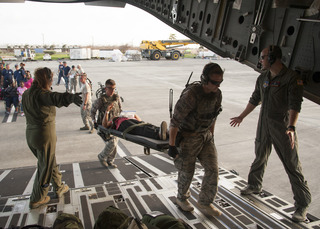 Hurricane victims rescued by MacDill squadron