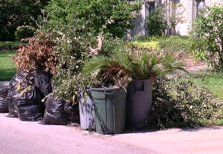 Leaders says equipment affects debris removal