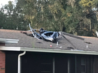 Helicopter crashes into home in Odessa