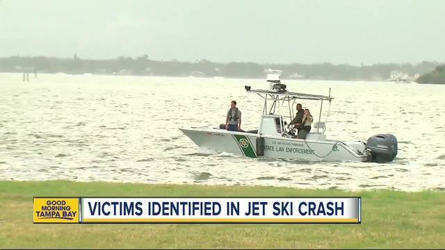 One man killed- 4-year-old hurt in jet ski crash in Clearwater