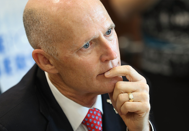 Governor Rick Scott to highlight major action plan tomorrow