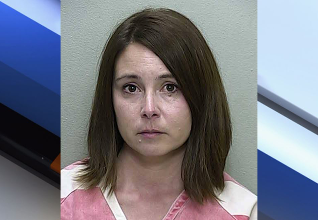 Teacher's Aide Arrested For Hooking Up With A Student At A Church