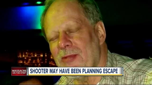 The Vegas shooter may have had an accomplice